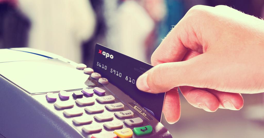MasterCard Xapo
