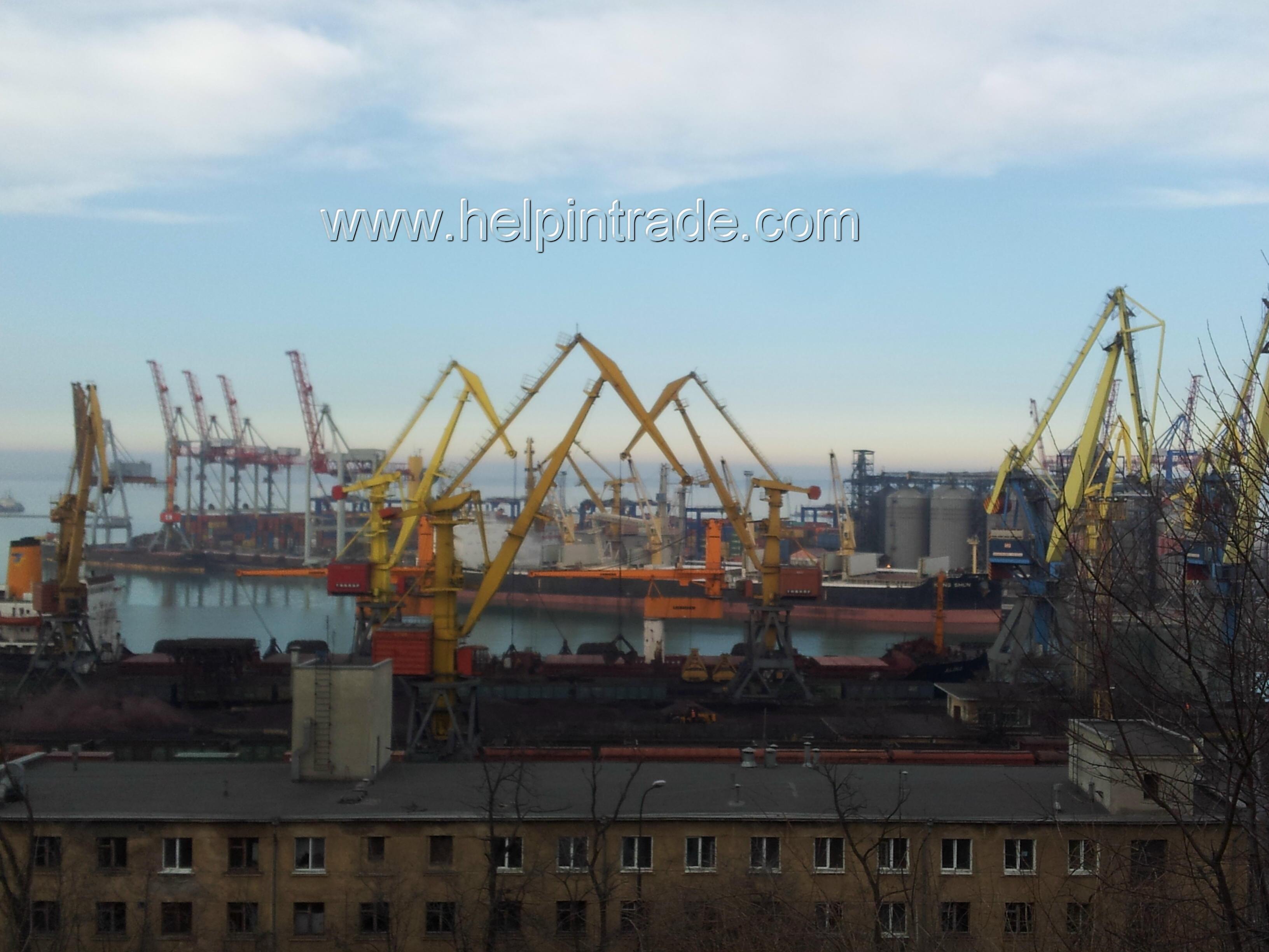 Odessa port Ukraine