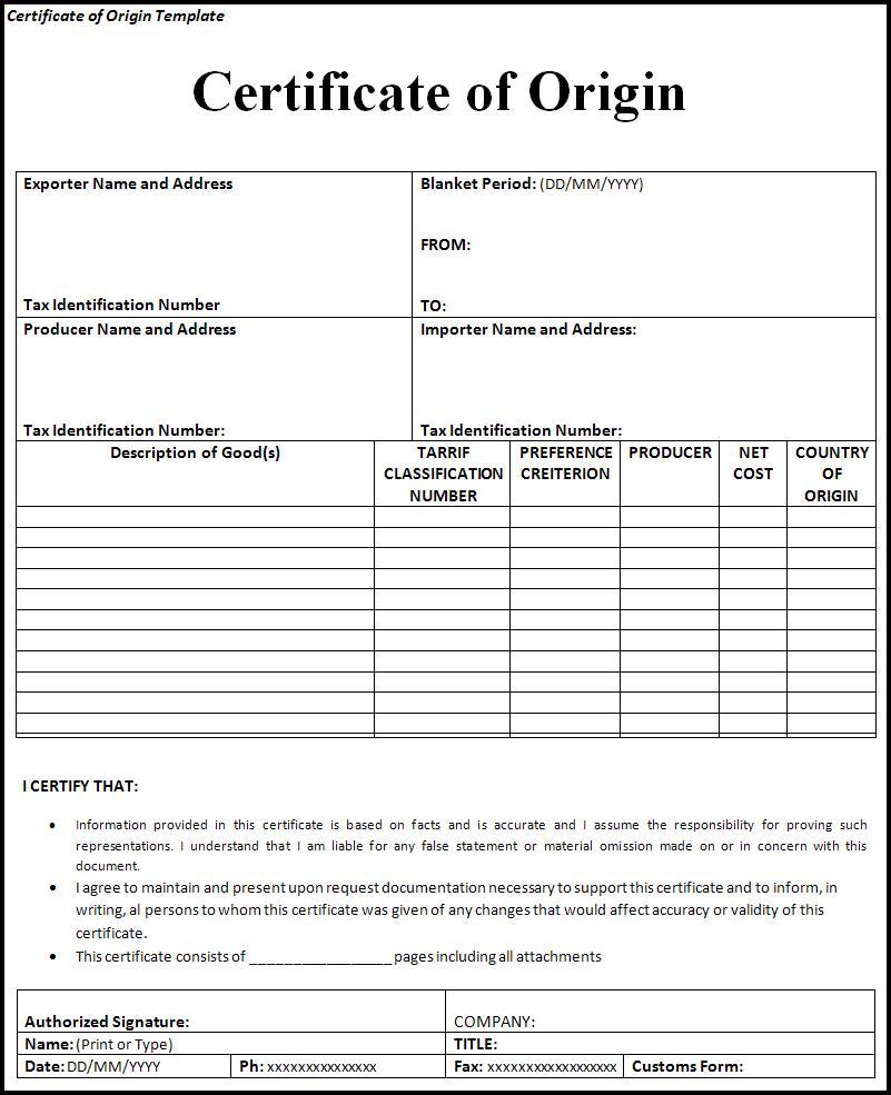Certificate-of-Origin-exemple