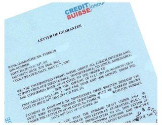 bank guaranty