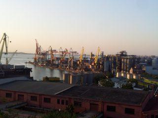 export Odessa Ukraine